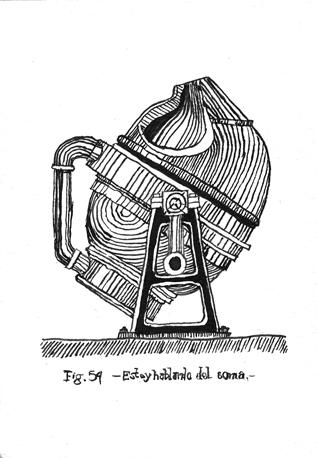 Fig. 54.- Estoy hablando del soma
